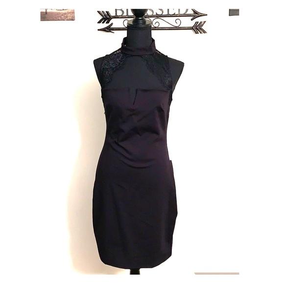 02090706b4f Charlotte Russe Black Dress